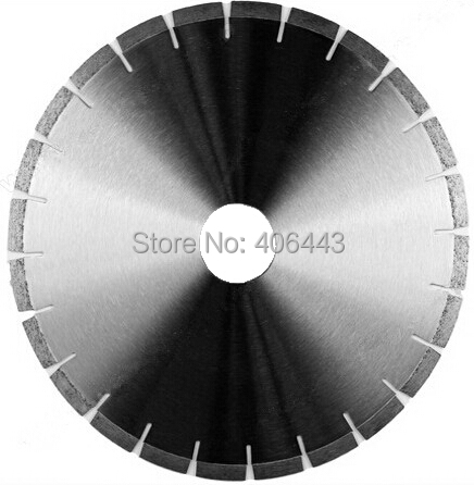 14inch Diamond Silent Saw Blade For Cutting Granite 350mm*50mm*12mm*3.2mm*24