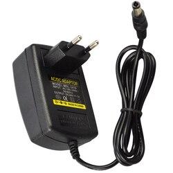 24 V/1A Mist Maker Fogger Noir Plug Power Adaptateur UE/US Plug Accueil Appareil Pièces