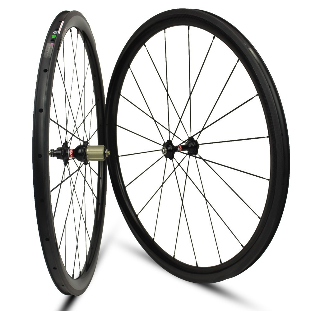 30mm Carbon road bike wheels 28mm width wide tire rims Tubular wheelsets for climbing cycling UD/3K/12K  full carbon surface carbon wheels 700c 88mm depth 25mm bicycle bike rims 3k ud glossy matte road bicycles rims customize carbon rims