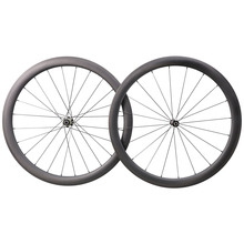 ICAN 700C special 45mm depth 25mm width Clincher tubeless ready carbon T700 road wheels with Nova tec hub and sapin/pillar spoke 2017 yuan an wheelsets 25mm width 60mm depth dt swiss 350shub clincher carbon road bike wheels with pillar 1432 spoke