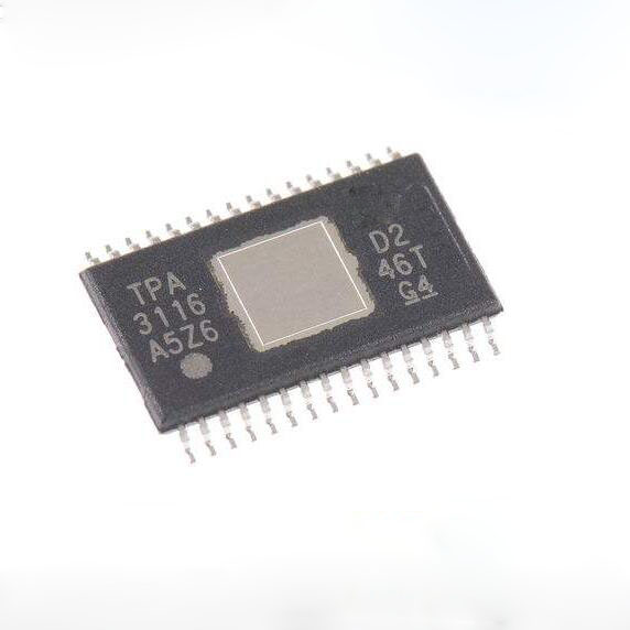 2pcs/lot TPA3116D2DADR HTSSOP32 TPA3116D2 HTSSOP-32 TPA3116 TSSOP IC Chip New Original In Stock