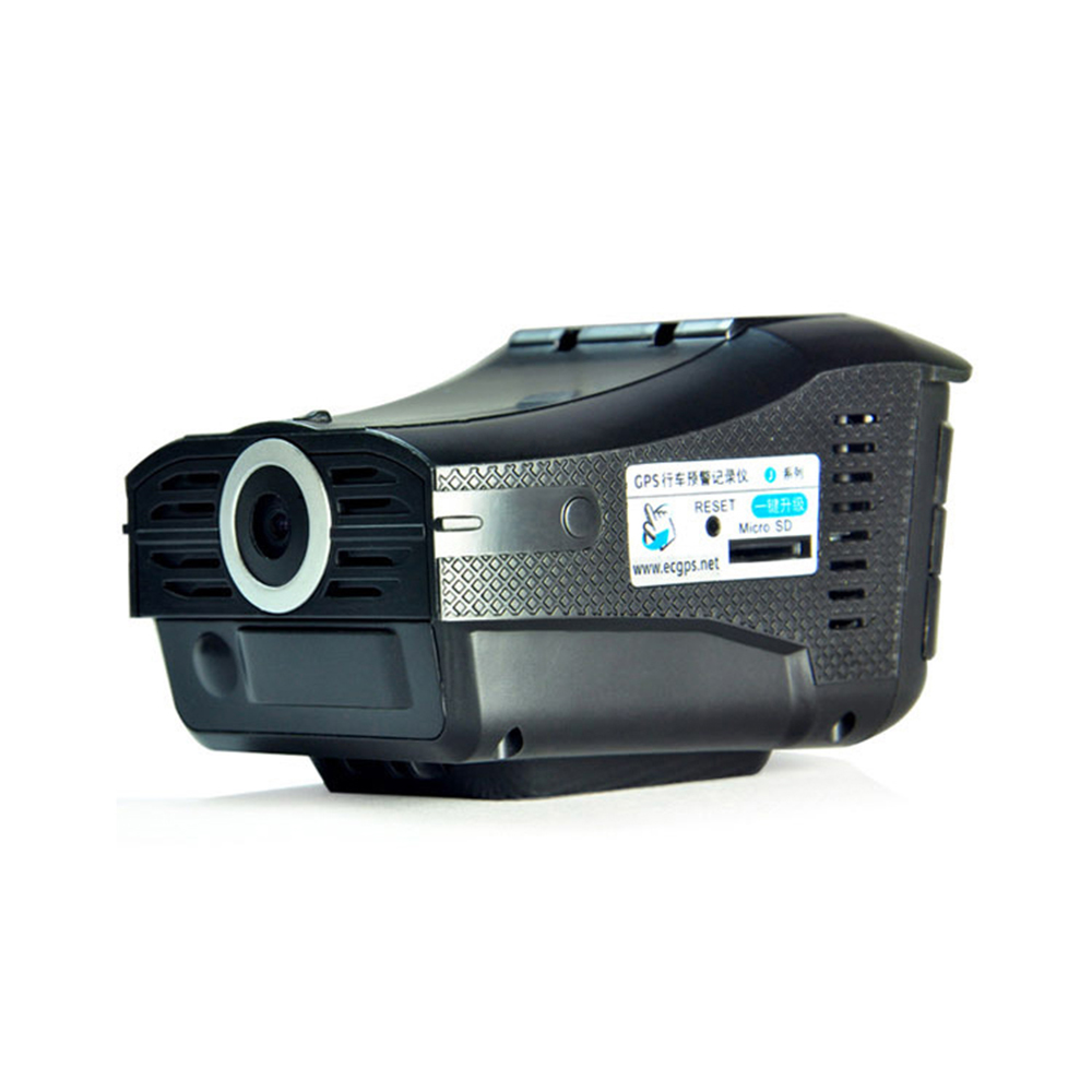 The best anti-radars: reviews. The best video recorders with antiradar