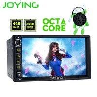 JOYING 4G RAM Octa 8 Core Android 8 0 Car Radio Stereo 2DIN GPS Navi Head