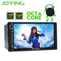 JOYING 4G RAM Octa 8 Core Android 8 0 Car Radio Stereo 2DIN GPS Navi Head