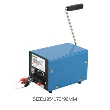20 Вт Портативный Открытый Многофункциональный ручной Кривошип генератор для аварийного выживания
