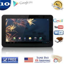 """Wholesale factory 10.1"""" Android 4.2 Tablet PC Dual Core Allwinner  A20 1.2GHz 8G/1G  Capacitive Touch Scree HDMI Wifi Webcam"""