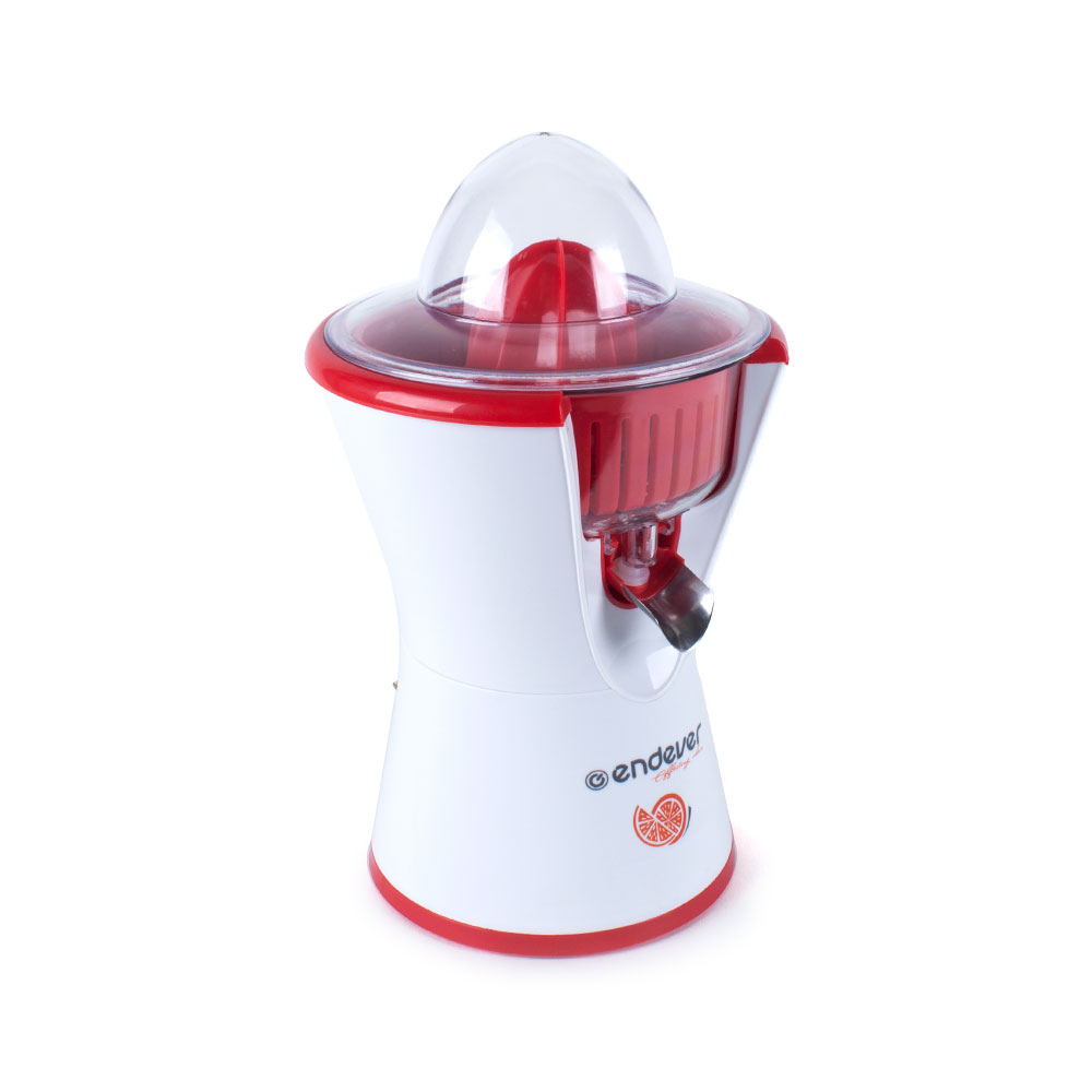 The electric juicer Endever Skyline JE-69 61211 stainless steel manual juicer wheatgrass healthy juicer