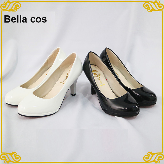b1bee8fcc6 Aliexpress.com : Buy Fate stay night Saber Arturia Pendragon cosplay shoes  Saber Wedding shoes for Halloween Carnival Anime party from Reliable Shoes  ...