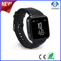 Smart Watch Phone Z01 with Voice Control 3G WIfi ROM 512M RAM 4G Support 32G TF Card PK S99 KW88 TICWATCH2
