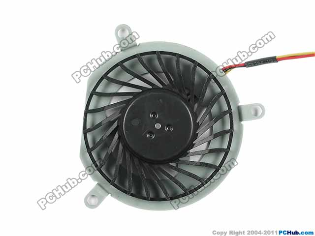 Emacro For A-Power BS5005HS-U1H Server Cooling Fan DC5V 0.50A 3-wire free shipping emacro sf7020h12 61as dc 12v 250ma 3 wire 3 pin connector 65mm6 server cooling blower fan