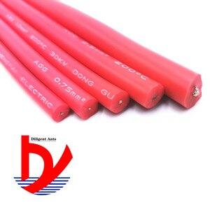 Image 5 - Fio de silicone macio de alta tensão, fio e cabo 25kv 30kv › 18awg 17awg 15awg anti quebra