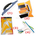 NEW Car Moto Drying Blade Car Window Wiper Wash Clean Water Dry Valeting Cleaner Window Tint Tool Kit Car Stying