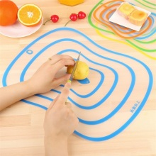 WOFO PP Cutting Board Food Slice Kitchen Cooking Tools Fruits Vegetables Fish And Meat Cutting Board Random Color 15*20CM