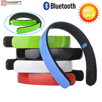 ANLUD Magift1 New Wireless Bluetooth Stereo Headphones Earphone Headset With Microphone Volume Control For IPhone Android