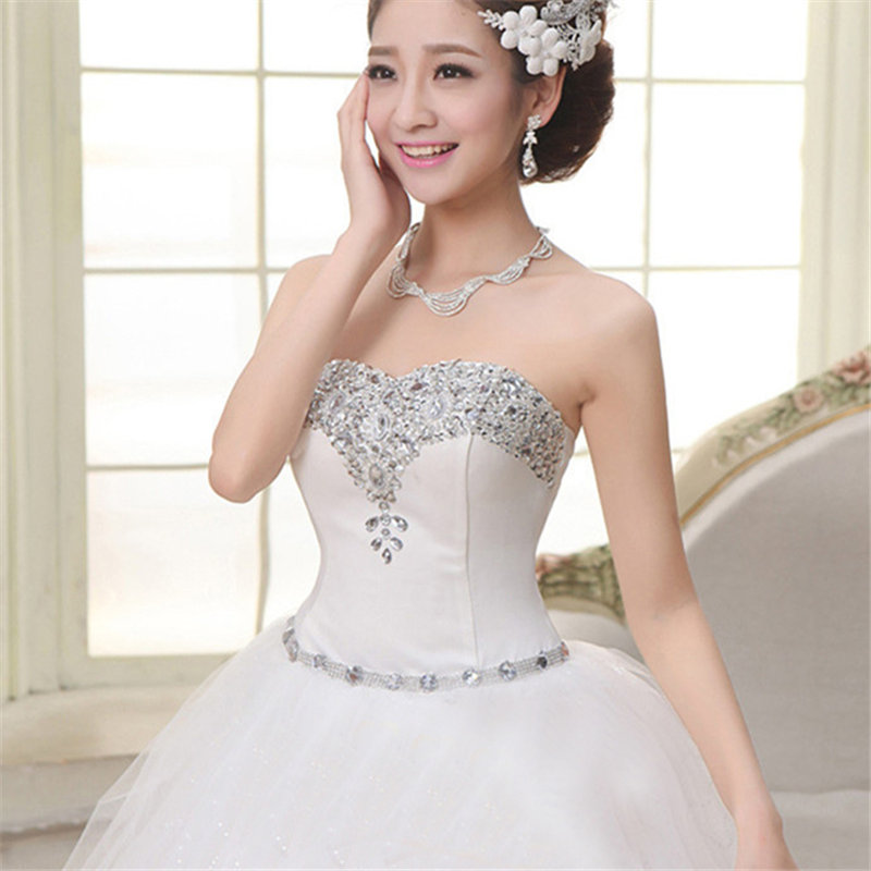 Свадебное платье ГОРЯЧАЯ It's Yiiya, свадебные платья белая принцесса, модное романтический тюль, наряды для вечеринки,весна-лето, HS081