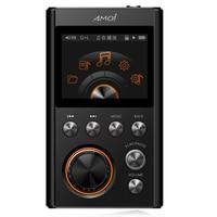 AMOI X10 MP3 Player Upgraded Version HIFI Lossless DSD Music Player MP3 Sports Walkman