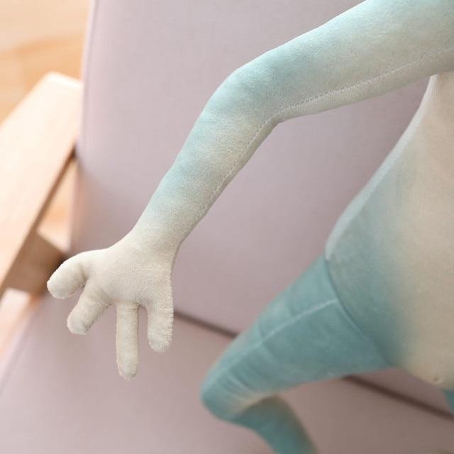 geekoplanet.com - Alien Plush Toy