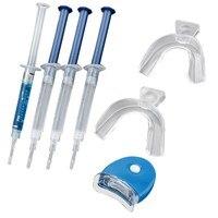 Professional Equipo Dental Para Blanquear Los Dientes Sistema de Blanqueamiento Dental Kit Oral Gel Blanqueador de Dientes 44% de Peróxido