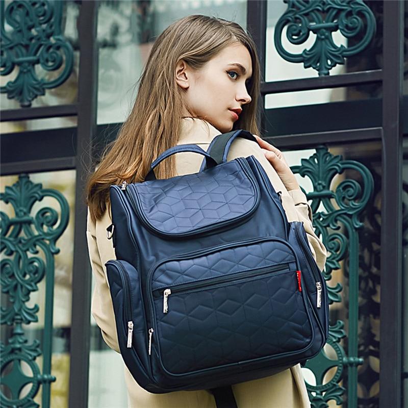 Brand Insular Stroller Bag Disaper Bag 5 Colors For Mom Fashion Shoulder Mommy Bag Mult-fuction Mother And Baby Nylon Backpack planes самолеты 1 55 x9459