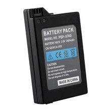 Высококачественные аккумуляторы 2400 мАч для sony psp 2000 psp 3000 psp 2000 psp 3001 Аккумулятор для джойстика для playstation Портативный Контроллер