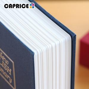 Image 5 - Hucha de Metal oculta para libros, caja fuerte para dinero, caja de almacenamiento Savimg para niños, joyería para niños, accesorios de decoración del hogar SB S