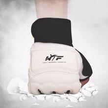 Protective Leather Taekwondo Gloves