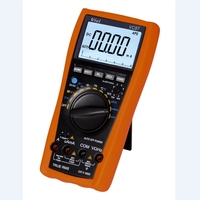 VC87 True RMS Multimeter Digital Multi Meter Analog Tester Thermometer Resistance AC DC Ohm Hz C 6000 Voltmeter Motor Drives