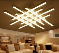 Скандинавский стиль Творческий светодиодный потолочный светильник гостиная, спальня Ресторан Огни Коммерческих Украшения Открытый Потол