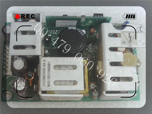 [ZOB] 3 way import bare board power supply switching power supply 5V 12V 3.3V --3PCS/LOT 24v switching power supply board 4a 6a power supply module bare board