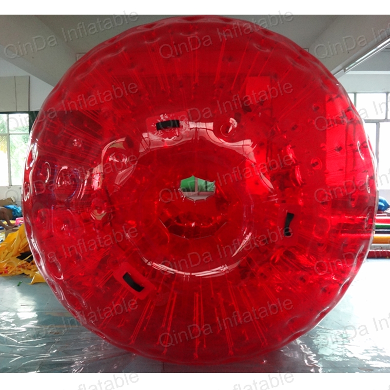 2017 PVC Clear Blue Color Body Zorb Balls Cheap Zorbing Ball Sale for Kids and Adults super deal dia 1 5m water zorb balls winter water zorbing for adults