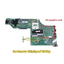 laptop motherboard For lenovo Thinkpad T540 T540P FRU 04X5257 Mainboard LKM-1 SWG2 MB 12308-2 48.4LO16.021