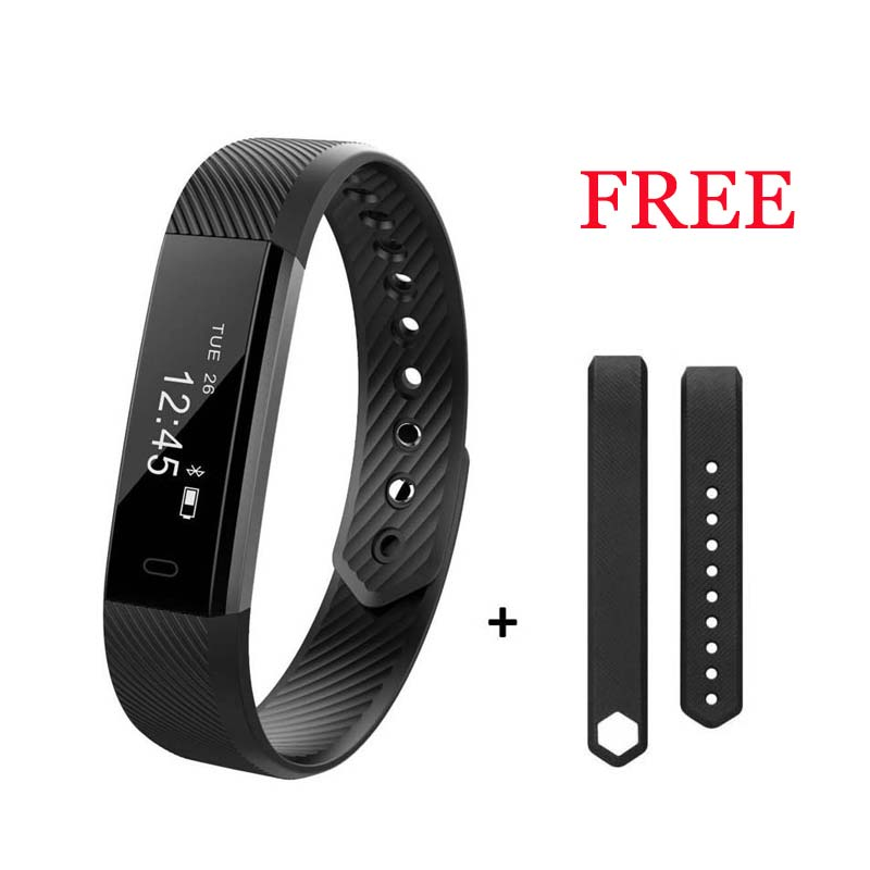 Shinning Star sport Smart Band wrist Bracelet Wristband Heart Rate Waterproof Bluetooth Smartband For IOS android