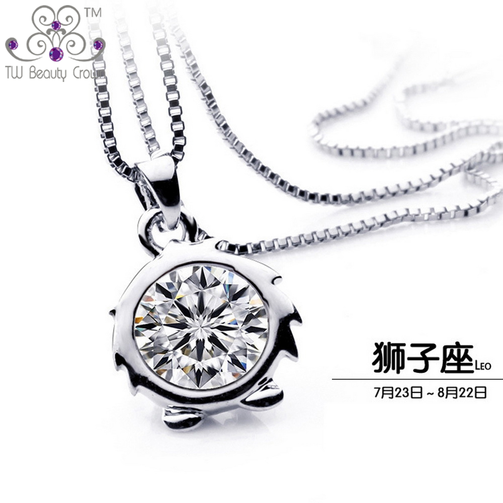 Hot Selling 925 Sterling Silver Fashion Jewelry White