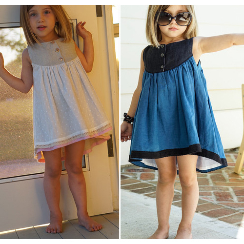 Aliexpress.com : Buy 2015 Summer Girl Dress Kids Clothes Casual ...