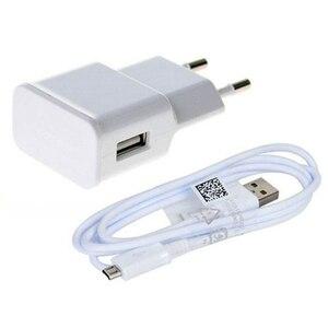 For Samsung s3 s4 J3 2016 J5 J7 2017 J6 A6 A7 2018 Redmi 5a 6 Note 5 pro Phone Micro usb cable + EU US Plug USB Charger Adapter(China)