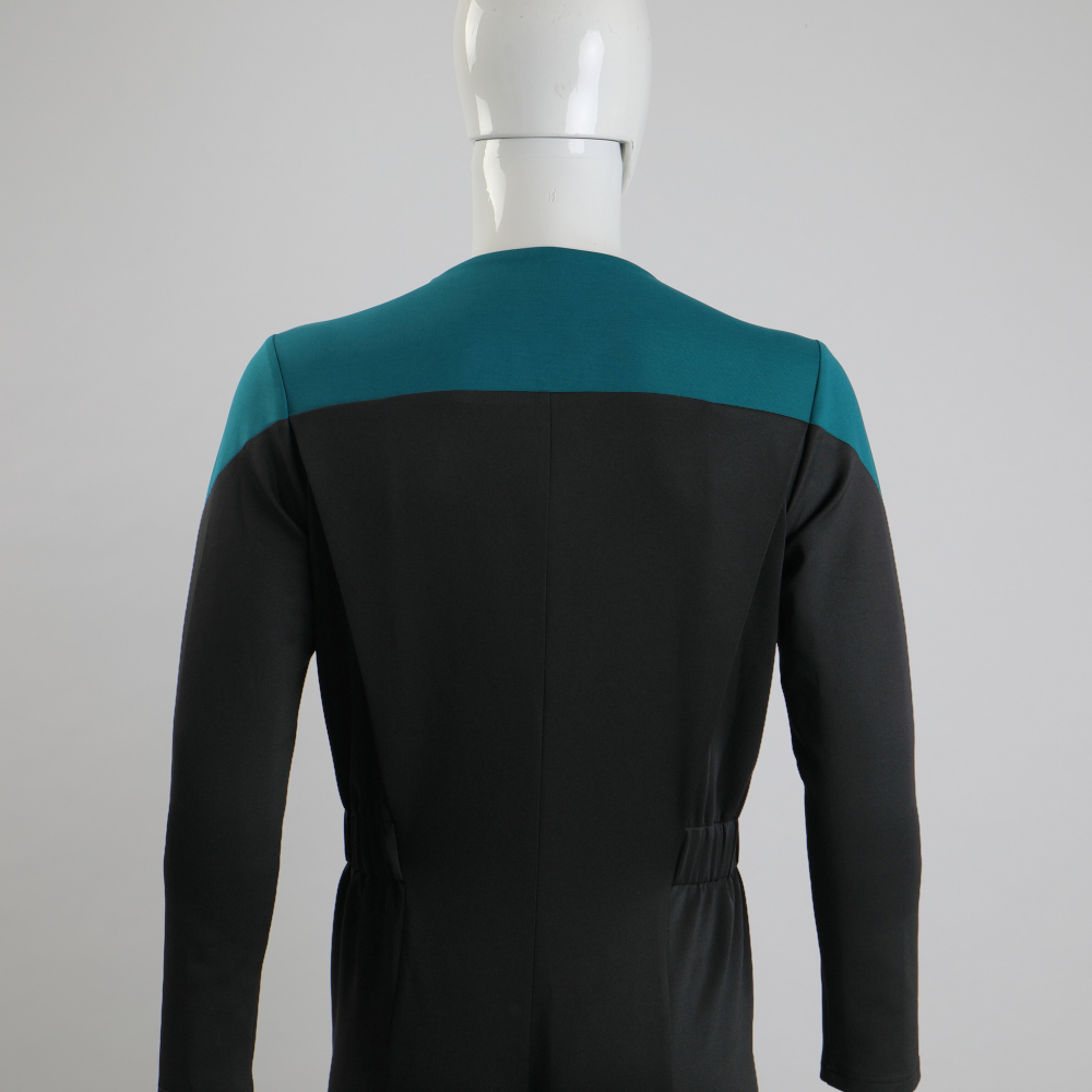 Star deep space nove trek comandante sisko