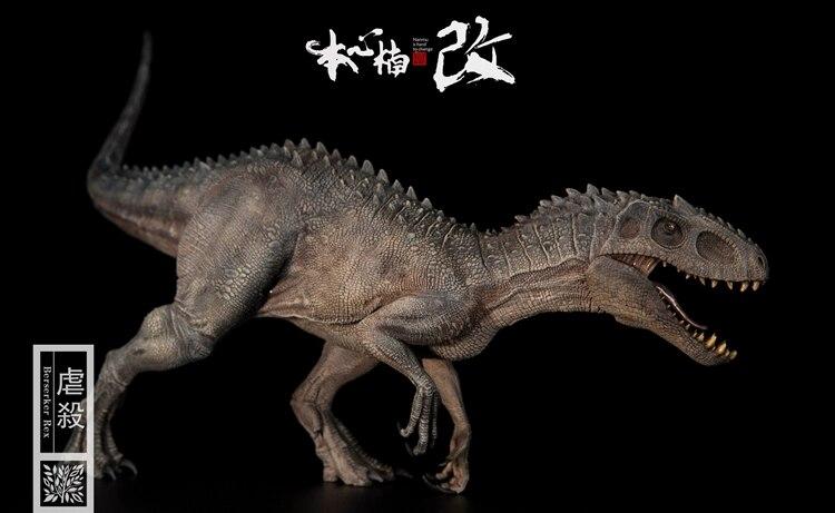Indominus Rex dinosaurio de juguete juguetes clásicos para niños modelo Animal mandíbula móvil-in Figuras de juguete y acción from Juguetes y pasatiempos    1