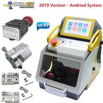 2019 Newest SEC E9 Laser Engrave Machine For Auto And House Keys All Lost Copy Funtional more than Slica Key Cutting Machine - Category 🛒 Tools