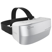 V12 VR machine 3D virtual reality headset smart glasses with WIFI play games to see the panorama