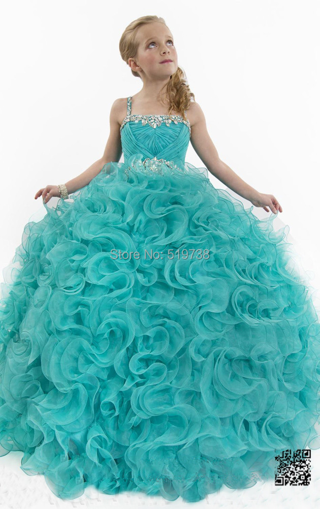 Compare Prices on Flower Girl Dresses Turquoise- Online Shopping ...