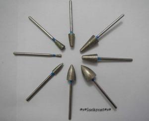 Image 3 - 20 stks/set Dental Lab Diverse Diamant Burs Millers Tooth Drill Juweliers 2.35mm Nieuwe