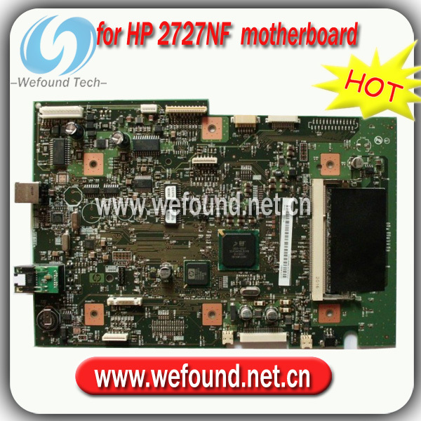 Hot!100% good quality for HP 2727NF formatter board motherboard ms 9665 ver 1 1 server board 771 dual board 100% test good quality