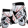 VSZAP Ropa Suelta de Algodón de Tamaño de Movimiento Entrenamiento de Kickboxing MMA Boxeo MMA Muay Thai Cortos Baratos Pantalones Cortos Para Hombre Pantalones Cortos