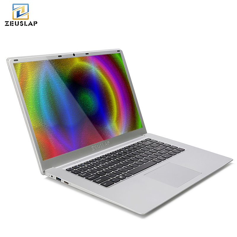 15.6 Inch Notebook Computer Intel Celeron 8GB RAM 256GB Ssd Laptop