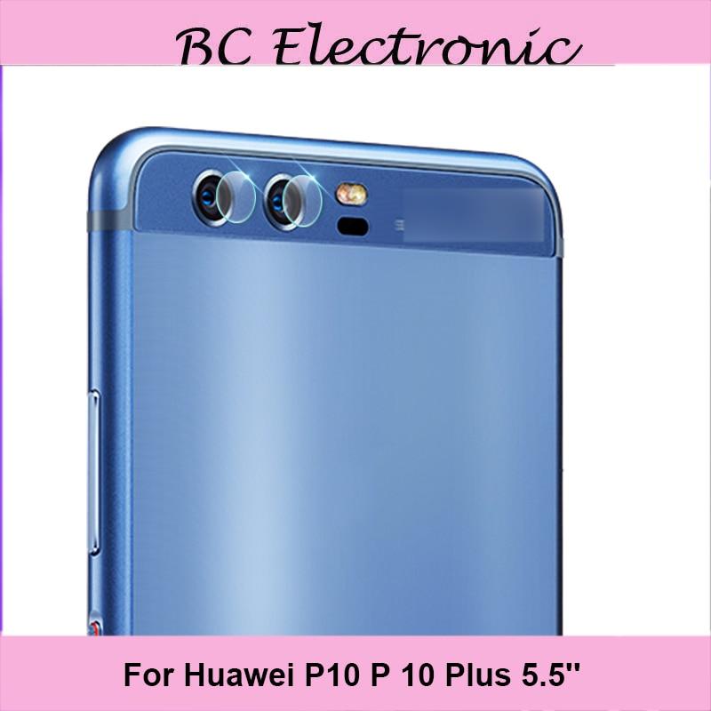 10pcs For Huawei p10 Plus p10plus BACK Camera Tempered Glass Lens Protector For Huawei p 10 Plus Protective Clear Film Sticker