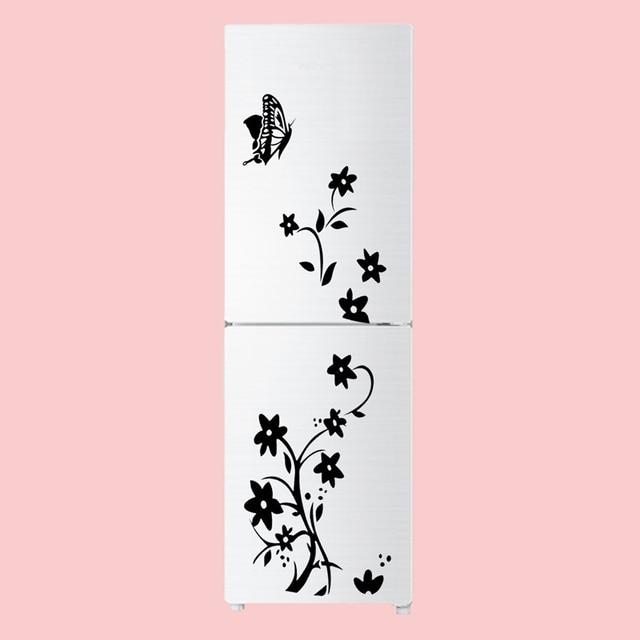 Creative Refrigerator Butterfly Pattern Sticker 10