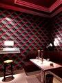 Современные Геометрические латтические 3D обои виниловая сетка из ПВХ обои рулон 3D для KTV комнатных магазинов фоновая роспись Papel Pintado