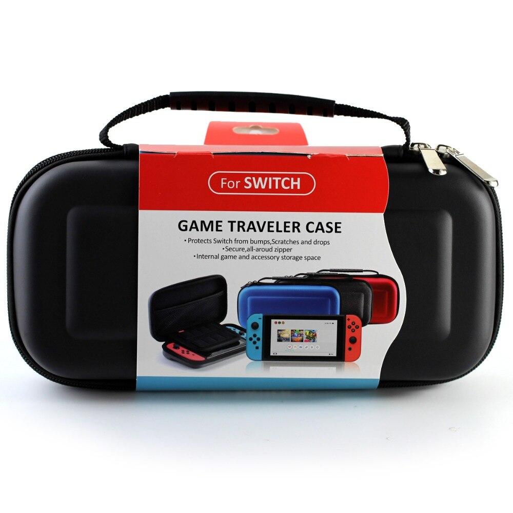 Best buy ) }}Hard EVA Travel Portable Case Protective case game player Storage