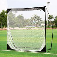 7*7 Ziel Golf Baseball Trainingshilfen Käfige & Matten Outdoor-Sport Unterhaltung Boden Übung Trainer Gefälschte Ziel Ball