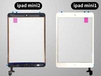 Neue A1432 Touchscreen A1454 Mit board Für iPad Mini 1 Mini 2 A1455 LCD Display 7 9 zoll Mit Hause taste-in Tablett-LCDs und -Paneele aus Computer und Büro bei
